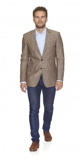 Jacket-2b-Brown-Cream-Stripe-HS_CE 511087